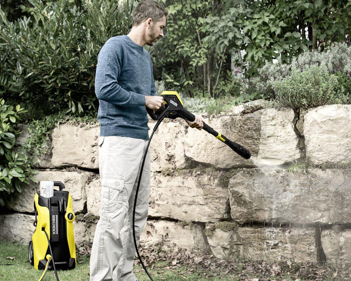 Spălare ziduri Karcher